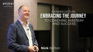 Embracing the Journey to Coaching Mastery and Success - Nick Bolton
