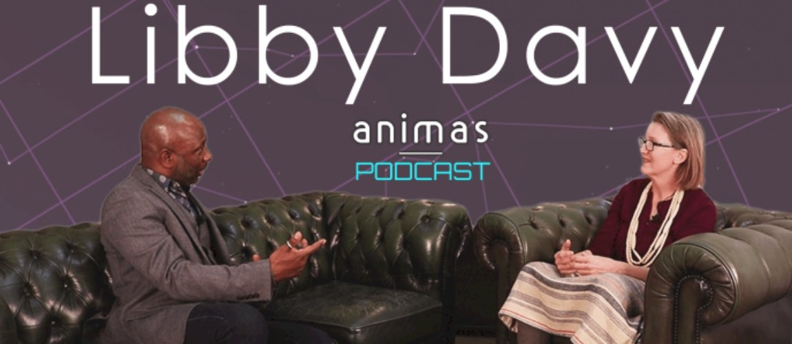 libby davy podcast banner