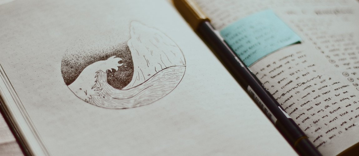 creative curiosity and the uncertainty of the blank page