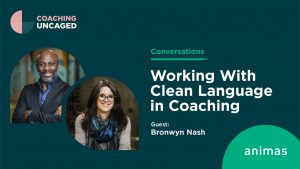 working with clean language in coaching bronwyn nash