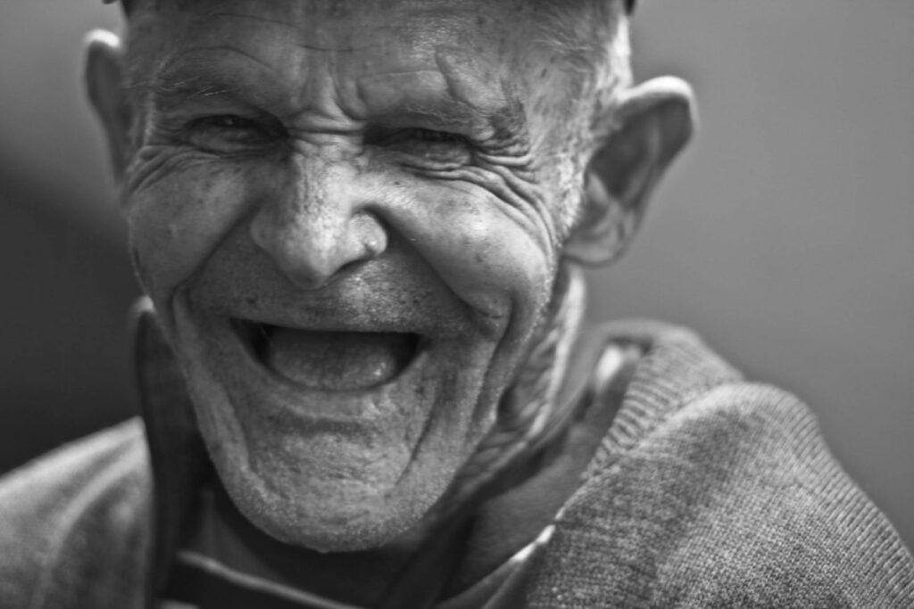 yannick positive emotions laughter