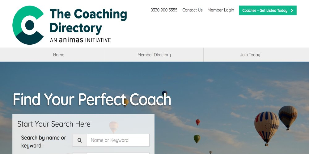 how to find a life coach animas directory