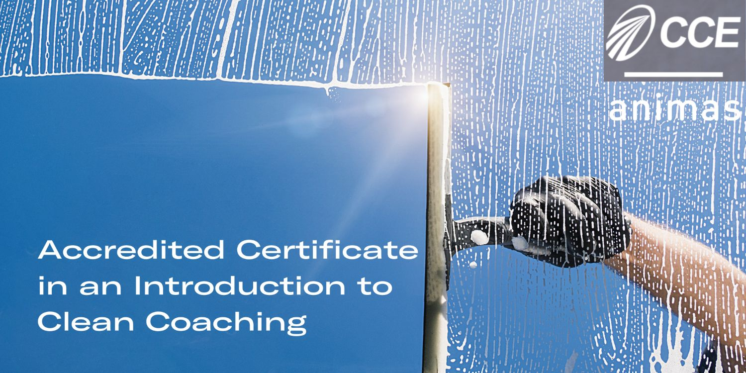 Accredited Certificate in An Introduction to Clean Coaching