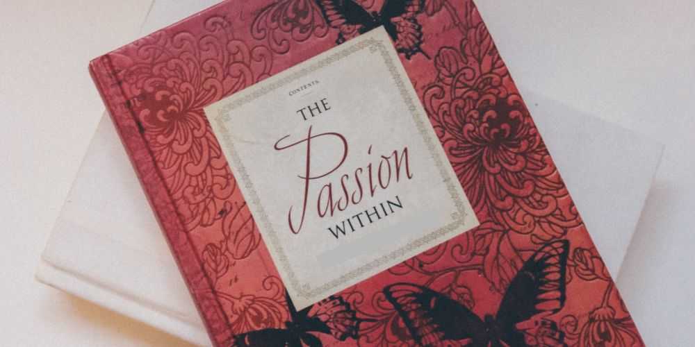 book about passion